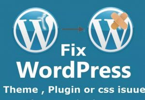 3103I can fix or change your WP homepage