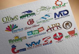 3118We can create creative logo (KH /EG)