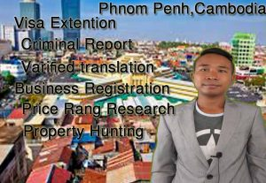 3522I will translate your documents from English to Khmer(Cambodian Language).
